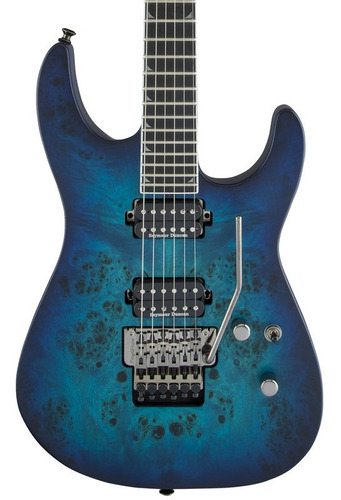 Guitarra Jackson Pro Series Soloist Sl2p Mah Poplar Burl Top