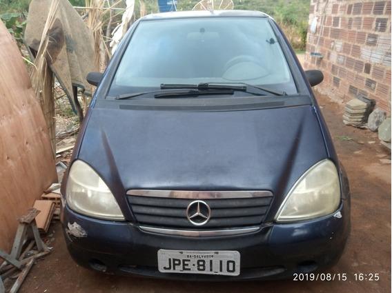 Mercedes-benz Classe A 1.6 Classic 5p 2001