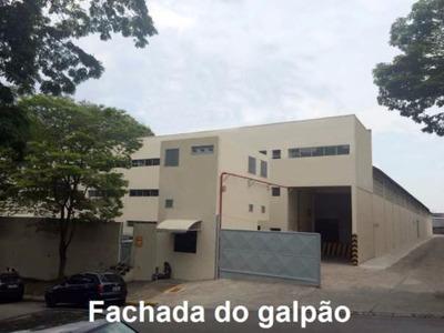 Galpão Parque Industrial Taboão Da Serra - Ga00072 - 4930631