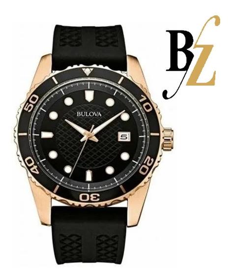 Relógio Bulova Masculino Wb31872p