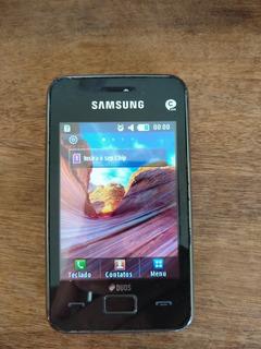 Celular Smartphone Samsung Star 3 Duos Gt-s5222 Desbloqueado