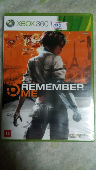 Xbox 360 Remember Me Original Ntsc Lacrado