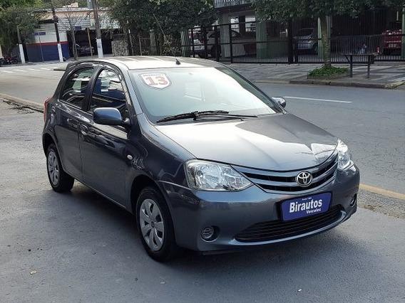 Toyota Etios Xs 1.3 16v Flex, Parcelas De 899, Fjl8942