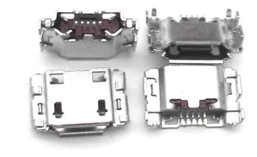 Micro Usb Fêmea Multilaser M7s Quad Core 3º Geração Kit 11un