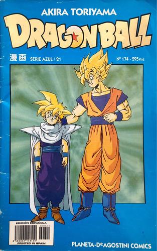 Cómic Dragon Ball Serie Azul 9 N160 / 162 / 163 / 164 / 174