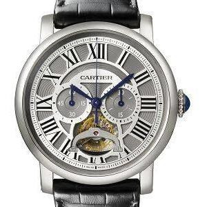 Relógio Cartier Couro
