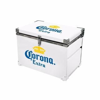 Caixa Térmica ( Corona Branca ) 90 Litros (promoção)