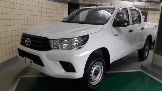 Toyota Hilux 4x2 Srv Manual