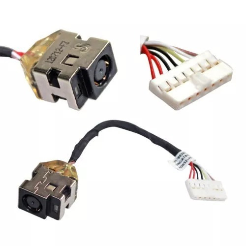 Plug Dc Jack Hp Pavilion Dv5-2000 2112br 2115br 6017b0258701