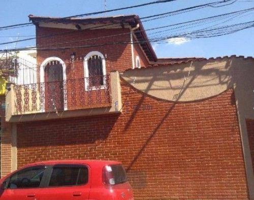 Imagem 1 de 7 de Casa Com 3 Dormitórios À Venda, 200 M² No Campo Belo - Ca1878