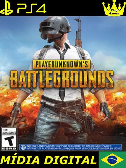 Pubg   Playerunknowns Battlegrounds   Ps4 1   Lançamento
