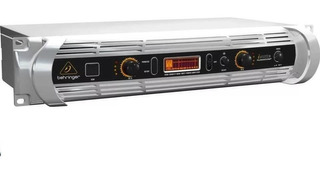 Potencia Digital Behringer Nu6000dsp 6000w Rms Stereo 4 Ohm
