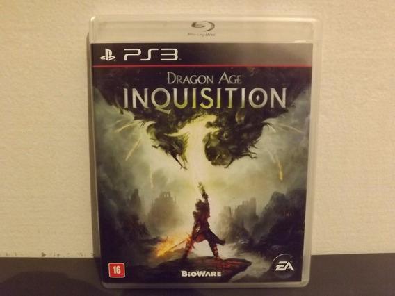 Ps3 Dragon Age Inquisition - Completo - Aceito Trocas...