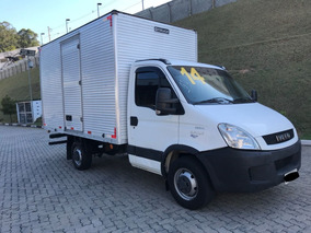 Mercalf - Iveco Daily 35s14 2013/2014 Com Baú (cód 8381)