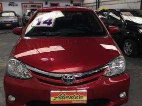 Toyota Etios Xls 1.5 Completo 2014