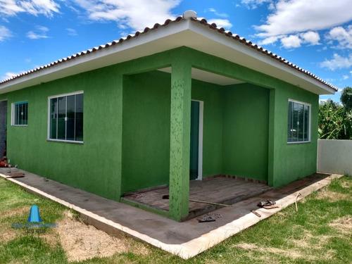 Casa A Venda No Bairro Viaduto Em Araruama - Rj.  - 835-1