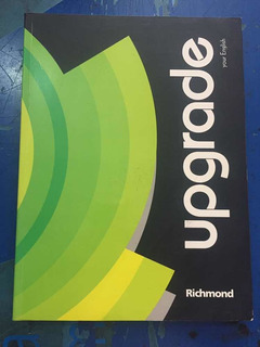 Livro Upgrade Your English - Com Cd