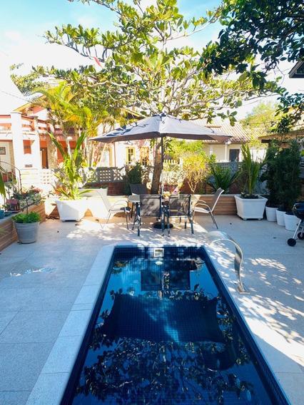 Casa Nova Em Condomínio Fechado No Campeche