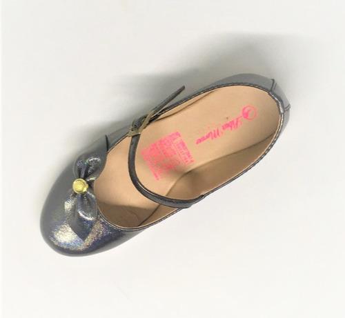 Baleta Para Niña - Calzado Clásico - Zapato Infantil