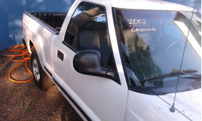 Chevrolet S10 2002