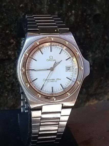 Relógio Omega Seamaster 120m Vintage