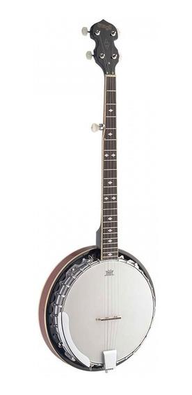 Banjo 5 Cuerdas 30 Hooks Metal Pot Stagg Bjm30 Dl