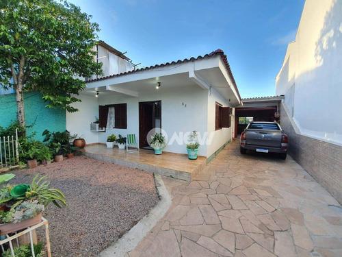 Imagem 1 de 18 de Casa Com 3 Dormitórios À Venda, 117 M² Por R$ 300.000 - Rondônia - Novo Hamburgo/rs - Ca3814