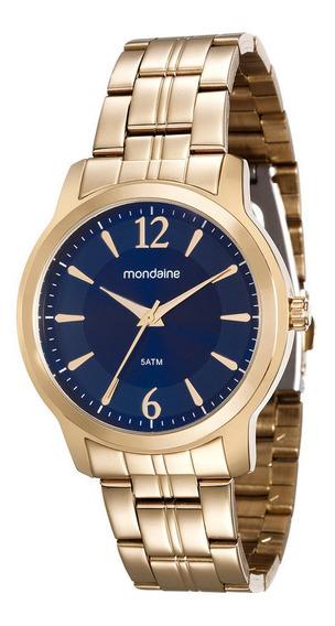 Relógio De Pulso Feminino Mondaine 99017lpmvde1