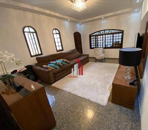 Sobrado À Venda, 188 M² Por R$ 880.000,00 - Vila Prudente (zona Leste) - São Paulo/sp - So0294
