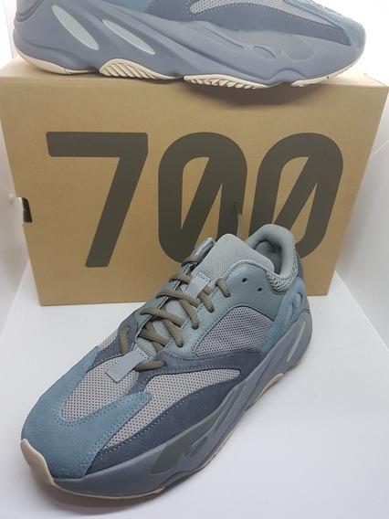 Tenis Yeezy Boost 700 Teal Blue