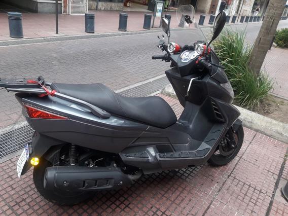 Benelli Zafferano 250 Efi