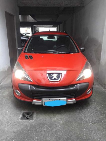 Peugeot 207 Sw 1.6 Escapade Em Bom Estado