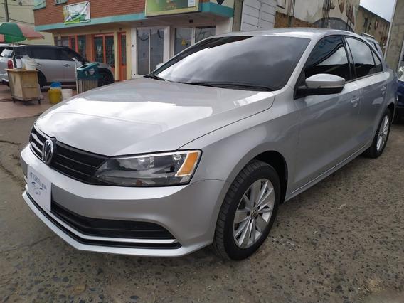 Volkswagen Nuevo Jetta Comfortline Full Equipo 2016