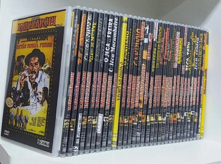 Box Mazzaropi Coleção Completa 33 Dvds * Frete Grátis *