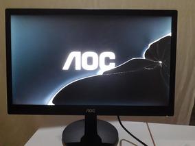 Monitor Aoc E970swnle970swnl Com Display Vazado
