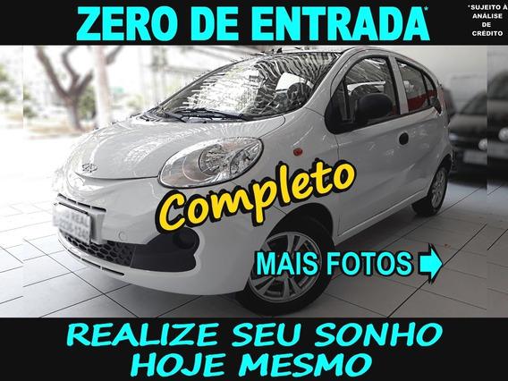 Chery Qq Look Completo 1.0 / Qq Chery Qq / Carro Barato Aqui
