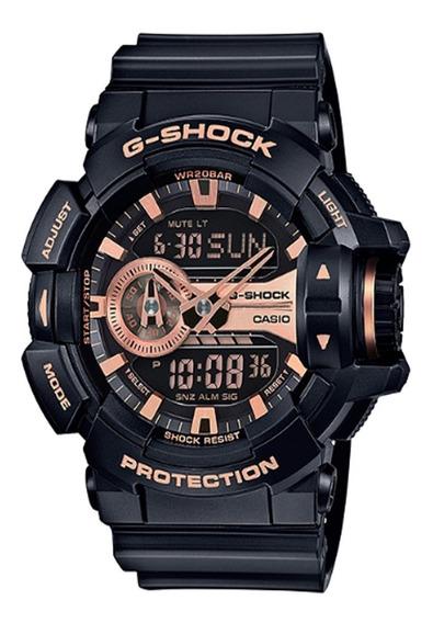 Reloj Casio G-shock Black Para Hombre