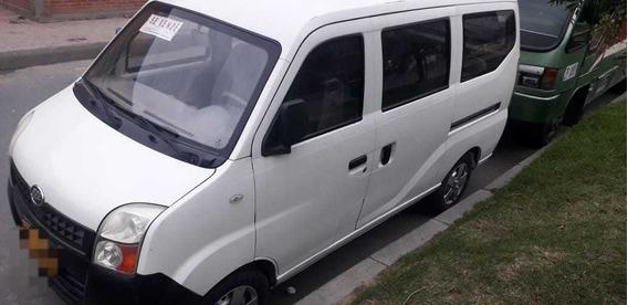 Gangazo Camioneta Van Pasajeros Lifan Foison Modelo 2011