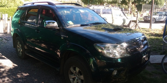 Toyota Sw4 3.0 Srv Cuero At 2006