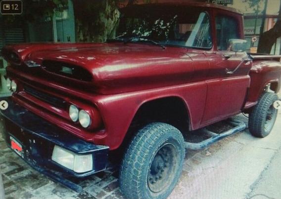 Chevrolet Apache Camioneta