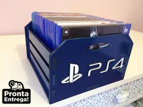Porta Jogos, Caixa, Case P/ Games - Xbox Ps4 Ps3 Nintendo