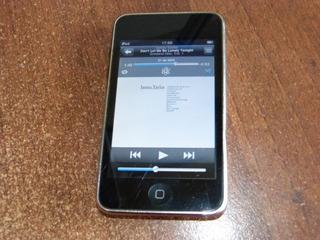 Vendo iPod Touch 3a Generación De 32 Gb Buen Funcionamiento