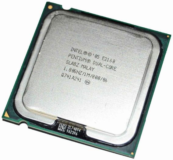 Processador Intel Pentium Dual Core 1.80ghz E2160 Lga775