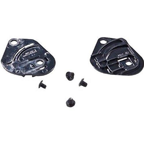Hjc Hj12 Gear Plate Set Casco Fs3 Negro