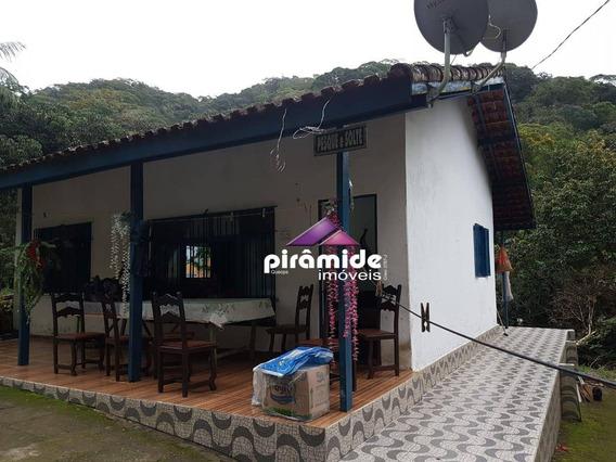 Sítio Com 4 Dormitórios À Venda, 121000 M² Por R$ 350.000 - Horto Florestal - Ubatuba/sp - Si0018