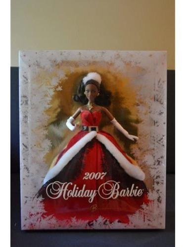 Imagen 1 de 5 de Barbie Collector Holiday Doll (aa)