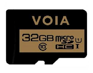 Cartão De Memória Microsd 32gb Classe 10 Voia