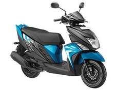 Scooter Yamaha Ray 115 Zr Blue Core Delcar Motos