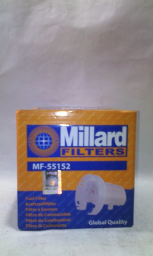 Filtro De Gasolina Para Accent 1.6/kia Rio Millard Mf-55152