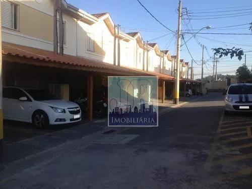 Casa Em Barueri Com 2 Dorms Financiada. Condomínio Fechado Por R$ 315.000 - Jardim Regina Alice - Barueri/sp - Ca0111